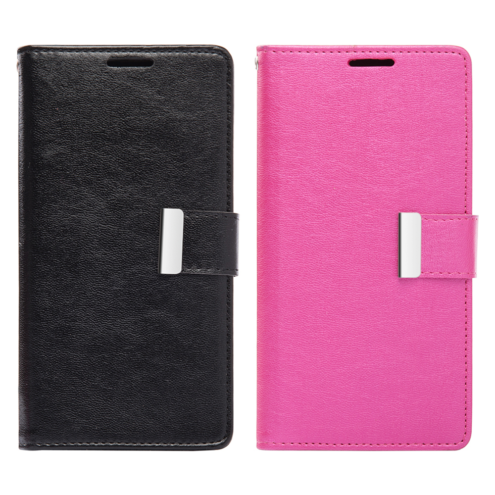 DREM-LPFSAMNT7COMHP-SAMSUNG-GALAXY-NOTE-7-COMPARTMENT-CARD-SLOTS-WALLET-POUCH thumbnail 2